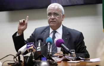 عياش ينعى فقيد فلسطين القائد الوطني المناضل الدكتور صائب عريقات