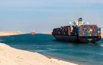 مصر: تعلن ارتفاع إيرادات قناة السويس