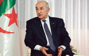 الرئيس الجزائري يتماثل للشفاء وسيعود إلى بلاده خلال أيام