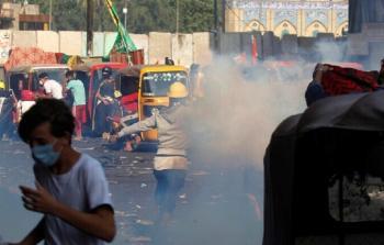 مقتل متظاهرين وإصابة العشرات في اشتباكات مع القوات الأمنية في العراق