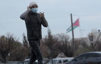 الأردن تسجل 70 وفاة و2963 إصابة جديدة بكورونا