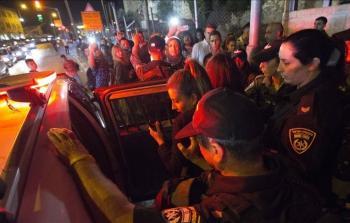 إصابات في اعتداء للشرطة الإسرائيلية ومستوطنين على مواطنين في عدة مدن داخل أراضي العام 48