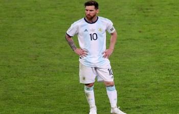 هل يكسر ميسي نحسه أخيرا مع الأرجنتين؟