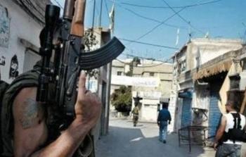 قتيل وجرحى باشتباكات في مخيم الرشيدية للاجئين الفلسطينيين