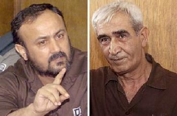 ما هي المدة التي أمضاها البرغوثي وسعدات في سجون الاحتلال؟!