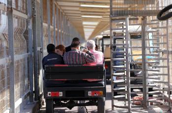 تنويه هام حول عمل معبر بيت حانون إيرز شمال غزة