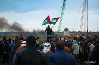 هآرتس: هيئة مسيرات العودة تخطط لحدث كبير ونقلت هذه الرسالة إلى إسرائيل