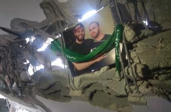 قوات الاحتلال تهدم منزل الشهيد صالح البرغوثي في رام الله