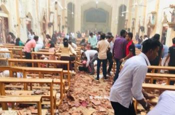 سريلانكا: 129 قتيل في تفجيرات كنائس وفنادق (فيديو)