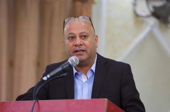 ابو هولي يبحث مع جبهة التحرير الفلسطينية التحديات التي تواجه قضية اللاجئين