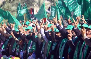 حماس هذه الخطوة الأولى لمواجهة المشاريع الأمريكية وحكومة الاحتلال