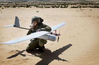 سبب تحليق طائرات الاحتلال في أجواء غزة الان