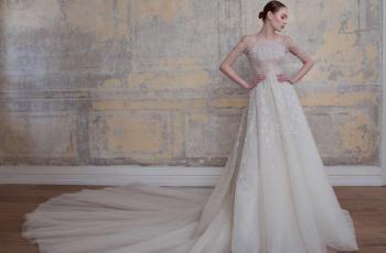 فستان زفافك من عالم الأحلام بتوقيع جورج حبيقة