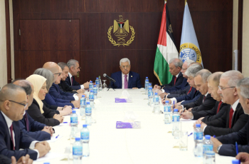 الرئيس عباس يترأس اجتماع الحكومة اليوم لهذا السبب