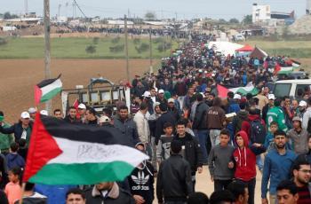 إصابة سبعة مواطنين برصاص الاحتلال الإسرائيلي على حدود قطاع غزة
