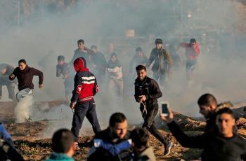 الصحة تنشر إحصائية مفصلة حول مسيرات العودة في غزة
