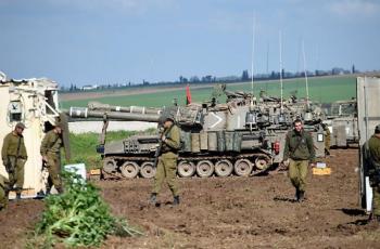 الاحتلال ينشر منظومة جديدة على حدود غزة لهذه المهمة