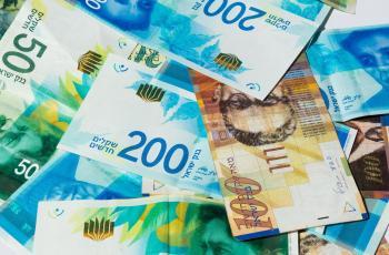 ارتفاع سعر صرف الدولار مقابل الشيكل اليوم الجمعة - اسعار العملات في فلسطين