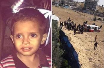 الشرطة تكشف التفاصيل الكاملة لجريمة قتل الطفل محمود شقفة