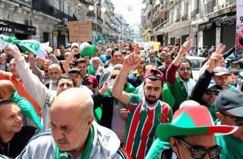 الجمعة العاشرة تهز الجزائر.. وظهور شقيق بوتفليقة