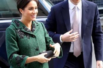 ميغان ماركل تتمرد على التقاليد الملكية في ولادتها