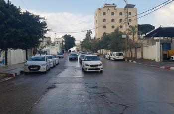 حالة الطرق في غزة اليوم الأحد
