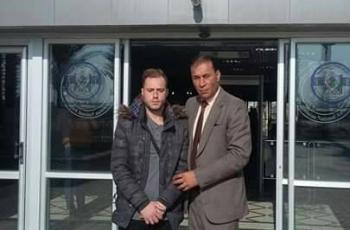 الشاب (صافي) يصل القاهرة لتلقي العلاج