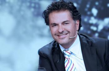 راغب علامة يحصل على جائزة أفضل مطرب لبناني لعام 2018