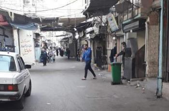 توتر يسود مخيم (عين الحلوة) بعد اغتيال عنصر من الأمن الوطني الفلسطيني