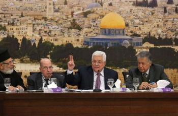 الزعنون يعلن موعد عقد جلسة المجلس المركزي الفلسطيني