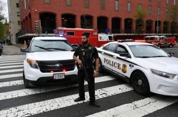 اعتقال رجل يحمل قنابل بدائية داخل كاتدرائية في نيويورك