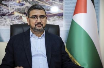 قيادي في حماس يرد على تصريحات عزام الأحمد