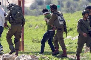 الاحتلال يعتقل 8 فلسطينيين في الضفة الغربية