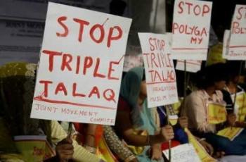 الطلاق بالثلاثة جريمة عقوبتها السجن 3 سنوات في الهند