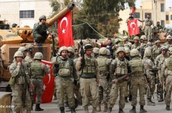 قوات مرتزق تابعة لتركيا