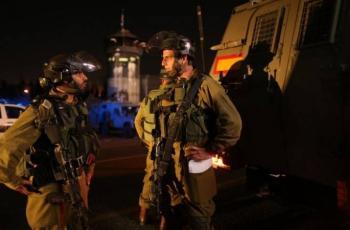 قوات الاحتلال تقتحم زبوبا غرب جنين وتصيب وتروع عشرات المواطنين.jpg