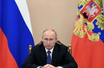 بوتين: الوباء ضرب الاقتصاد العالمي بشدة
