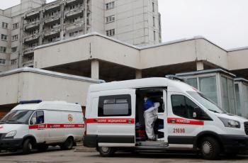 الإصابات اليومية بكورونا في روسيا تلامس لأول مرة الـ22 ألفا