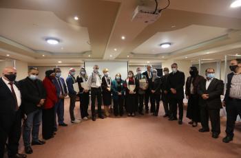 رئيسة الوفد الطبي الروسي: تجربة فلسطين في علاج
