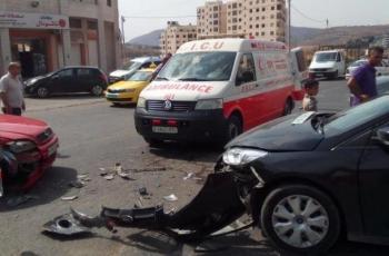 مصرع مواطنة وإصابة أخرى بحادث سير في طوباس