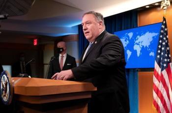 بومبيو: الولايات المتحدة تشدد عقوباتها ضد إيران الأسبوع القادم