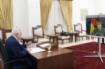 الرئيس: مصممون على وحدة أرضنا وشعبنا والذهاب للانتخابات وتحقيق المصالحة