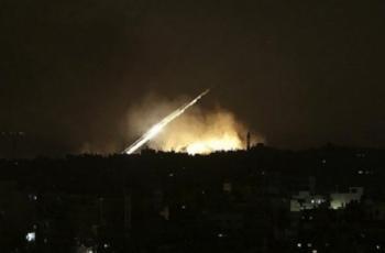 جيش الاحتلال يكشف: هذا ما استهدفناه بسوريا أمس