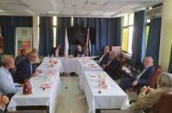 مطالبات بمشاركة المجتمع المدني والفصائل في إدارة جائحة كورونا في قطاع غزة غزة
