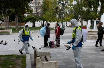 بريطانيا تسجل 24962 إصابة و168 وفاة جديدة بفيروس كورونا