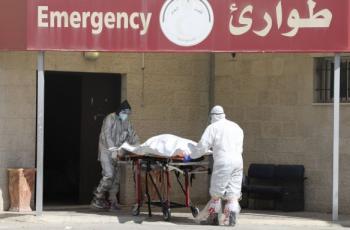 28 حالة وفاة و1870 اصابة جديدة بفيروس كورونا في الضفة وغزة