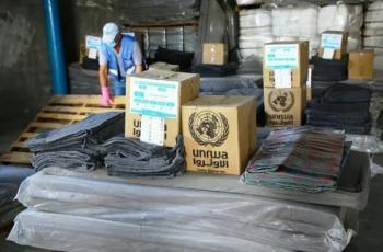(أونروا) تعلن موعد الدورة الرابعة لتوزيع مساعداتها بغزة
