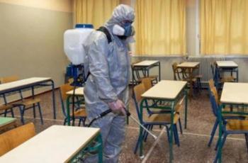 نابلس: اغلاق مدرستين وشعبة صفية بسبب كورونا