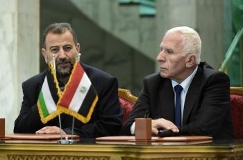 العاروري يكشف كواليس حوار المصالحة ورفض حماس لعرضٍ أميركي