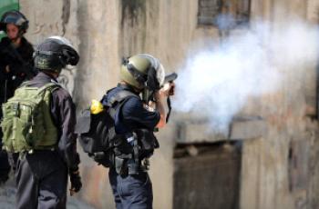 إصابة 3 مواطنين خلال اقتحام الاحتلال مدينة رام الله